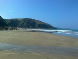 Lundy Bay