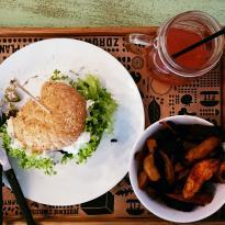 Nova Krova Vegan Burger & Bistro