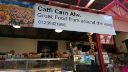 Caffi Carn Alw