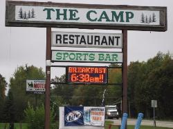 The Camp Sports Bar and Grill