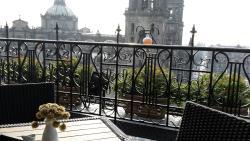 El Balcon del Zocalo