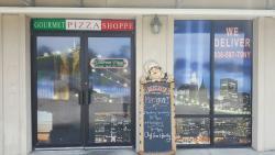Tony's Gourmet Pizza Shoppe