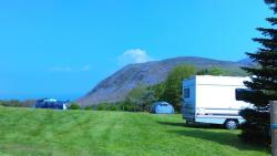 Gwynt O'r Mor Campsite