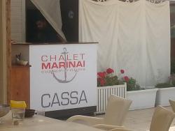 Chalet marinai