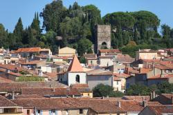 Vieux village de Cogolin