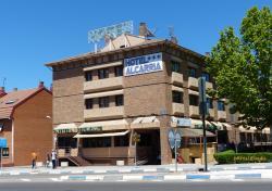 Cafeteria Hotel Alcarria