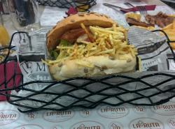 La Ruta Burger
