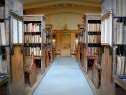 Mappa Mundi & Chained Library Exhibitions