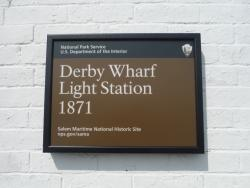 Derby Wharf Light Station