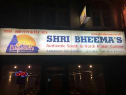 ‪Shri Bheemas Indian Restaurant‬