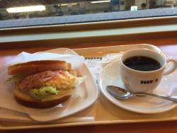 Doutor Coffee Shop, Shinkiba Metropia