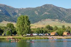 Glen Lake Rotary Park - Bozeman Beach (formerly East Gallatin Recreation Area)