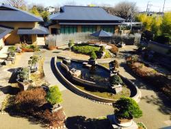 Omiya Bonsai Art Museum, Saitama