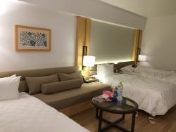 非常舒適,服務很好的酒店!
