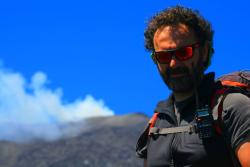 Dario Vaghi - Etna Excursion Naturalistic Guide
