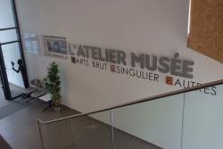 l'Atelier musée Fernand MICHEL Arts brut et singulier