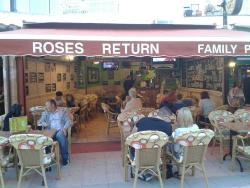 Roses return