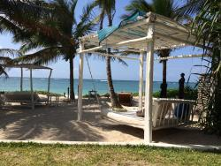 The most amazing place on Diani beach - a must visit!