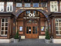 OS- Das Marktrestaurant