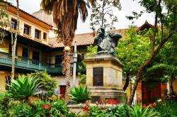 Plaza Ruffino de Cuervo