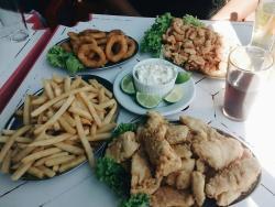 Restaurante Flutuante Caravelas
