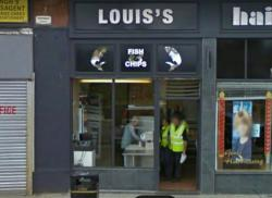 Louis's Fish And Chip Shop