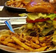 Burger Bar Chicago South Loop