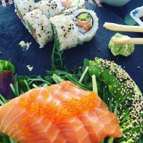 Frisk Fisk Sushi