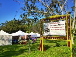 Ho'oulu Community Farmers & Artisans Market