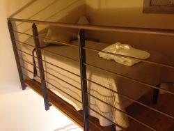 Soppalco terzo letto camera tripla