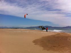 Escuela kitesurf