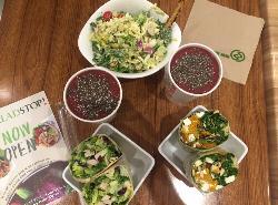 Salad Stop!