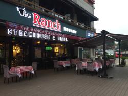 The Ranch steak house