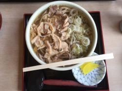 Soba restaurant Katsura