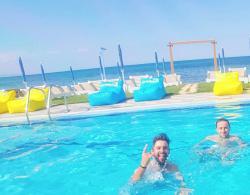 Skyfall Pool Beach Bar