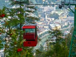 Katrin Cable Car