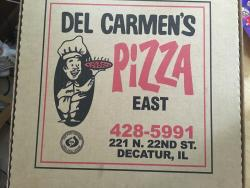 Del Carmen's Pizza East