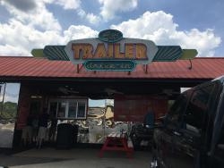 The Trailer Drive-In