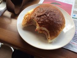 Mr Brown Sandwich Shop