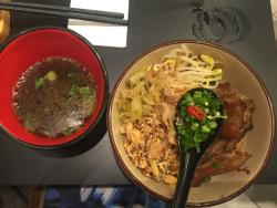 LeNu Taiwan Beef Noodle