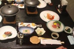 Hotel Sakura Japanese Restaurant Kagetsu