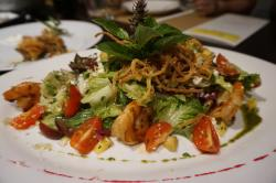 Excellent Salad. Great way to start your dinner with an excellent appetizer