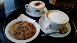 Cookie & Cappuccini