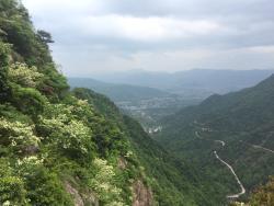 Ningbo Lianghuang Mountain
