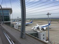 Tokyo International Airport Terminal No2 Observation Deck