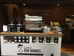 El Cafe de Don Manuel