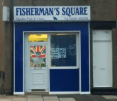Fish And Chips In Fishermans Square