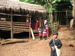 Lahu Village