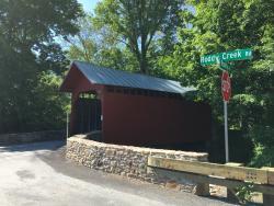 Roddy Road Covered Bridge