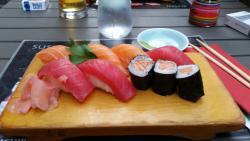 sushi -bar mono